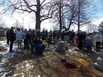 graveside service 1